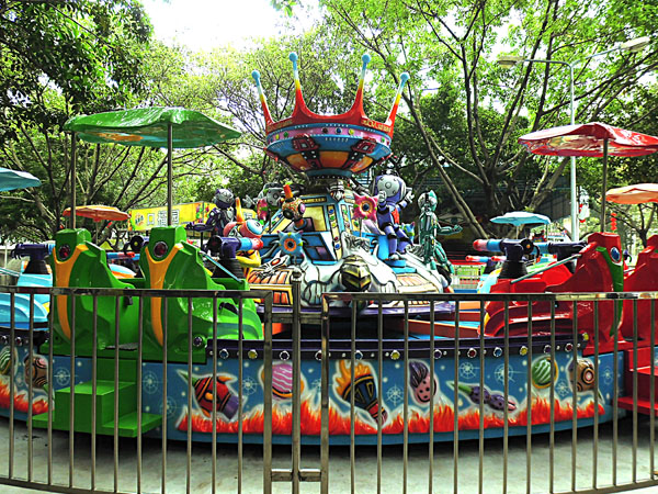 another park, this time in dongmen   Shenzhen Noted