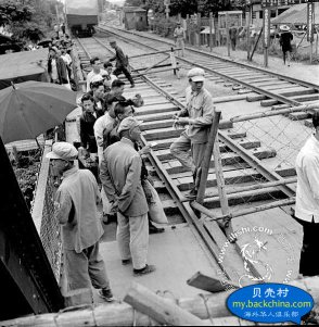 1951年的罗湖关~铁路桥 2