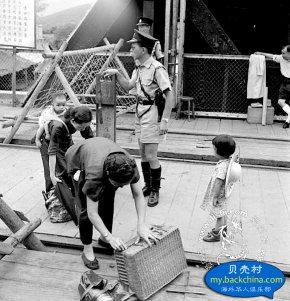 1951年的罗湖关~铁路桥 3