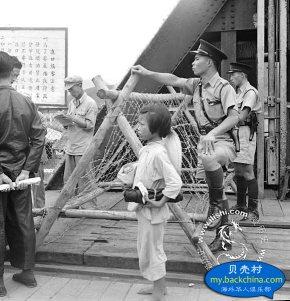1951年的罗湖关~铁路桥 4