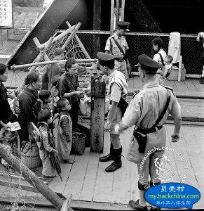 1951年的罗湖关~铁路桥 6
